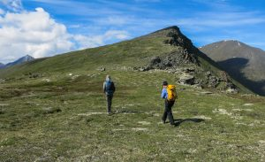 Endless alpine dayhike options